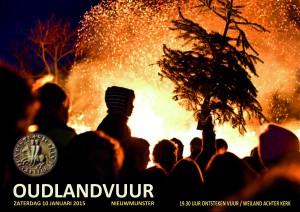 Pre Affiche Oudlandvuur 2015